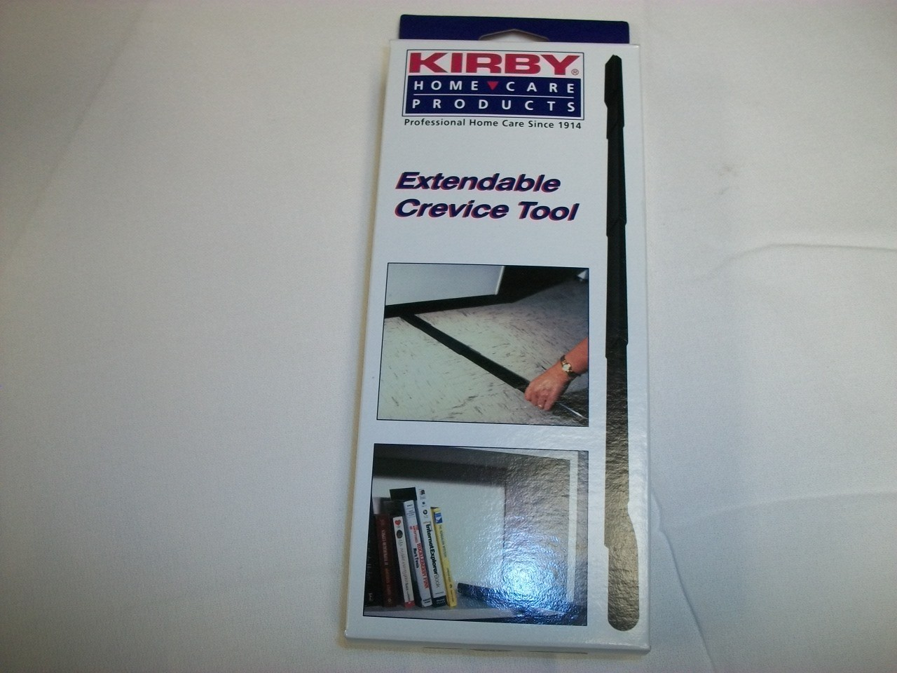 Kirby Crevice Tool Extendable