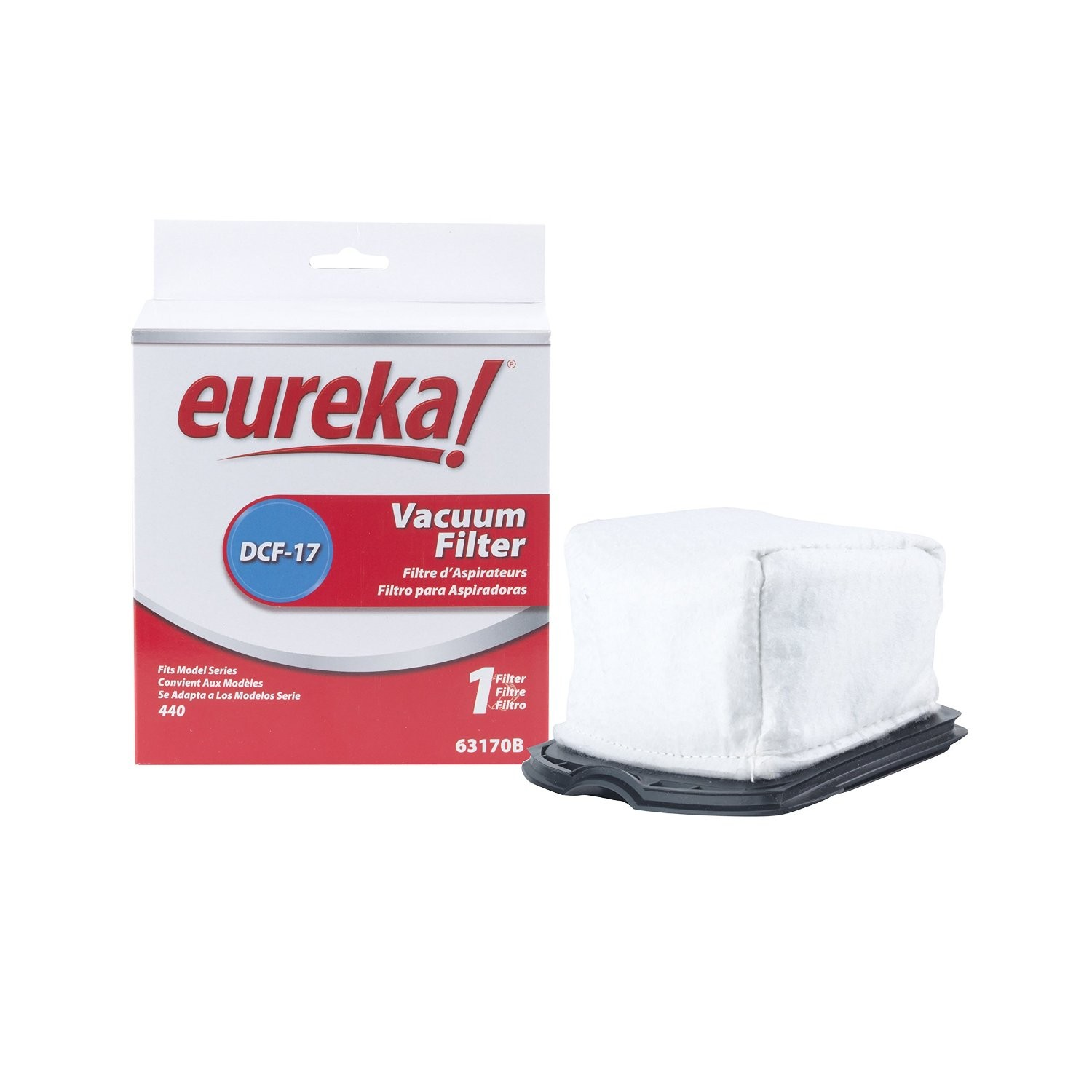Genuine Eureka DCF-17 Filter