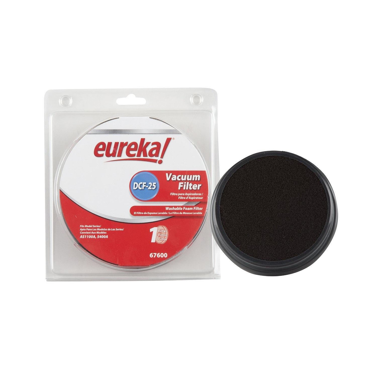 Genuine Eureka DCF-25 Vacuum Filter