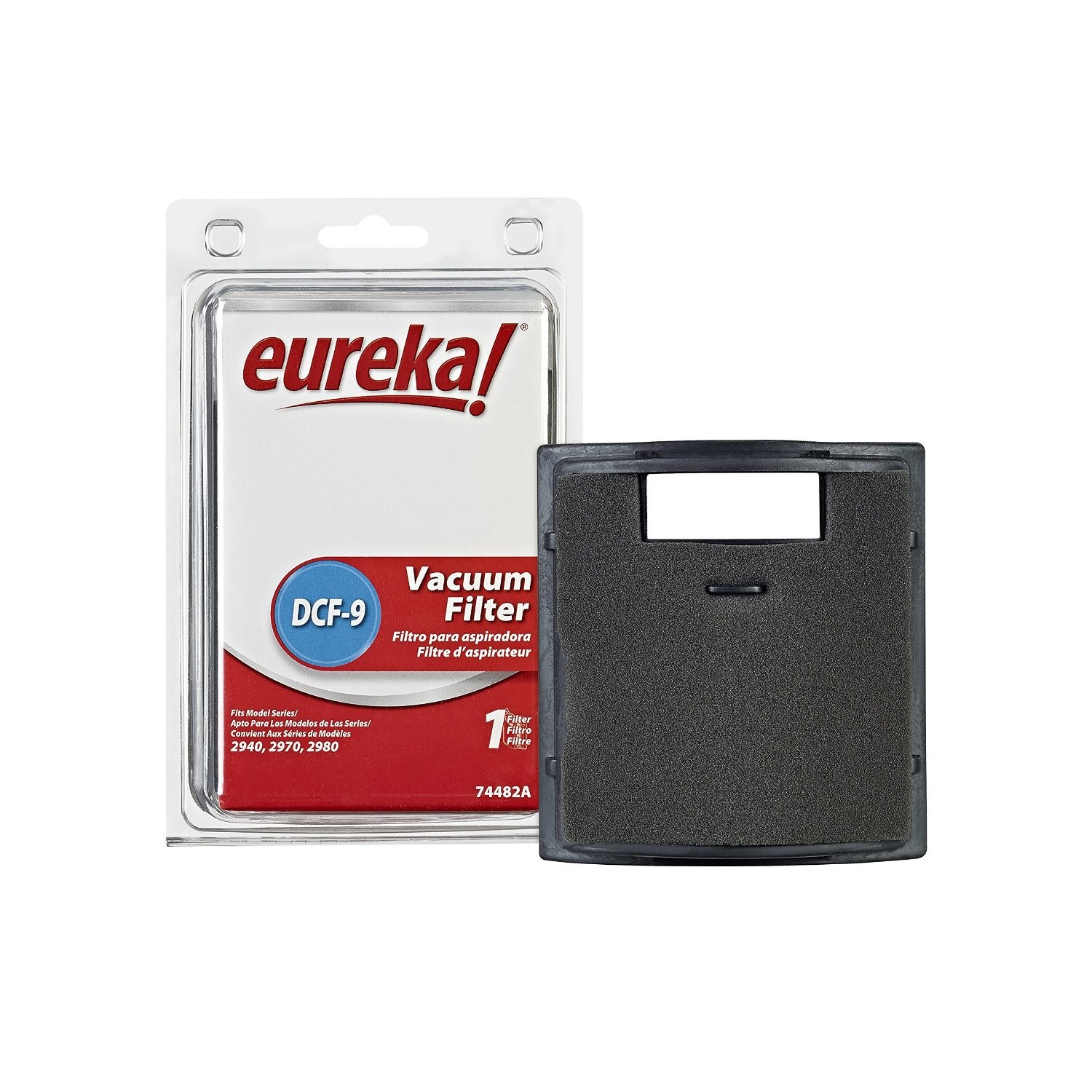 Eureka Genuine DCF-9 filter