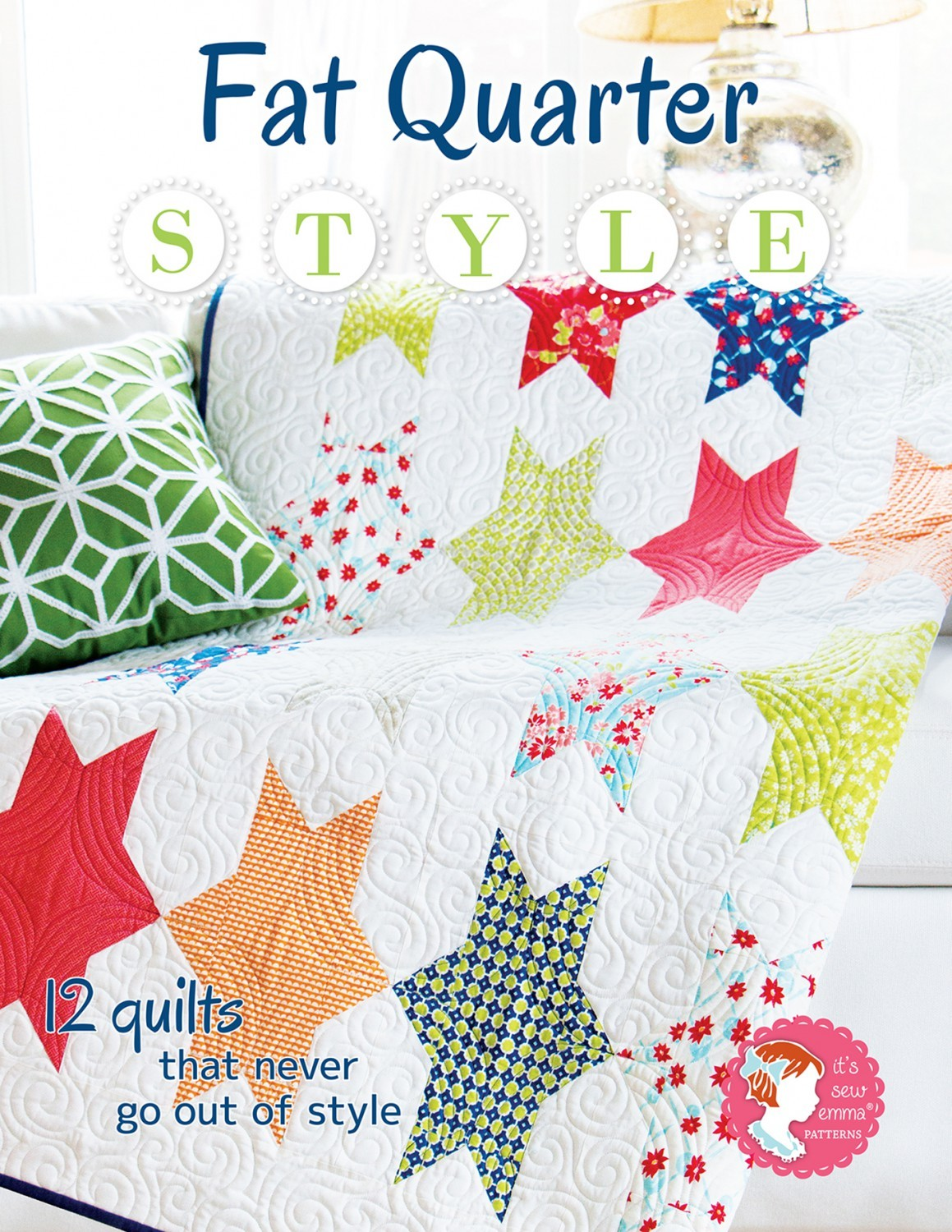 Fat Quarter Style Quilt Book