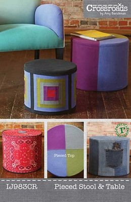 The Pieced Stool and Table Pattern