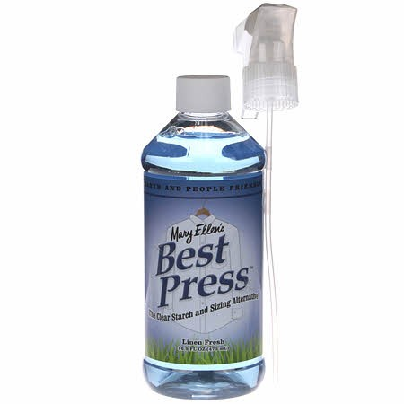 Best Press Spray Starch Linen Fresh 16oz