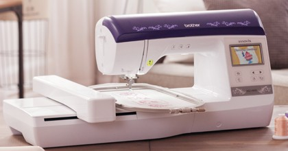Brother NQ1400E Embroidery-only Machine