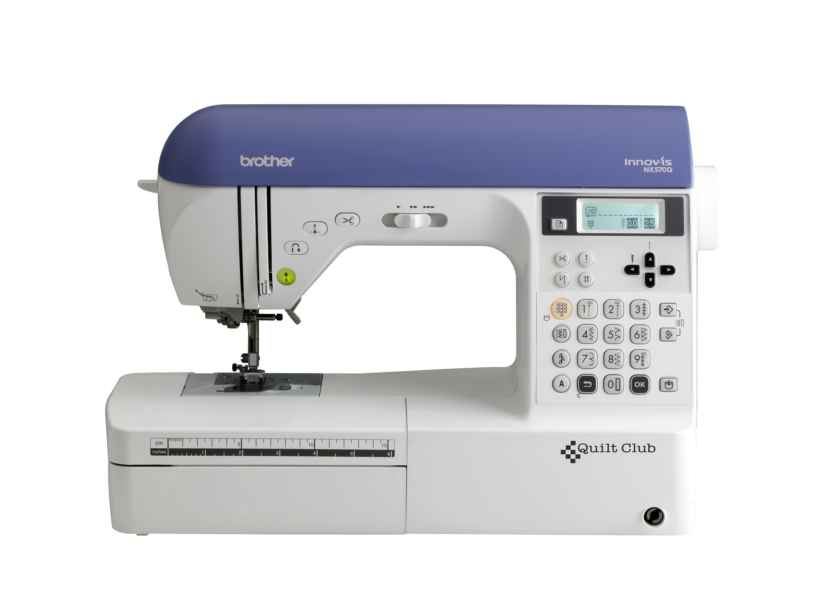 Brother Innov-is NX570Q –Quilting