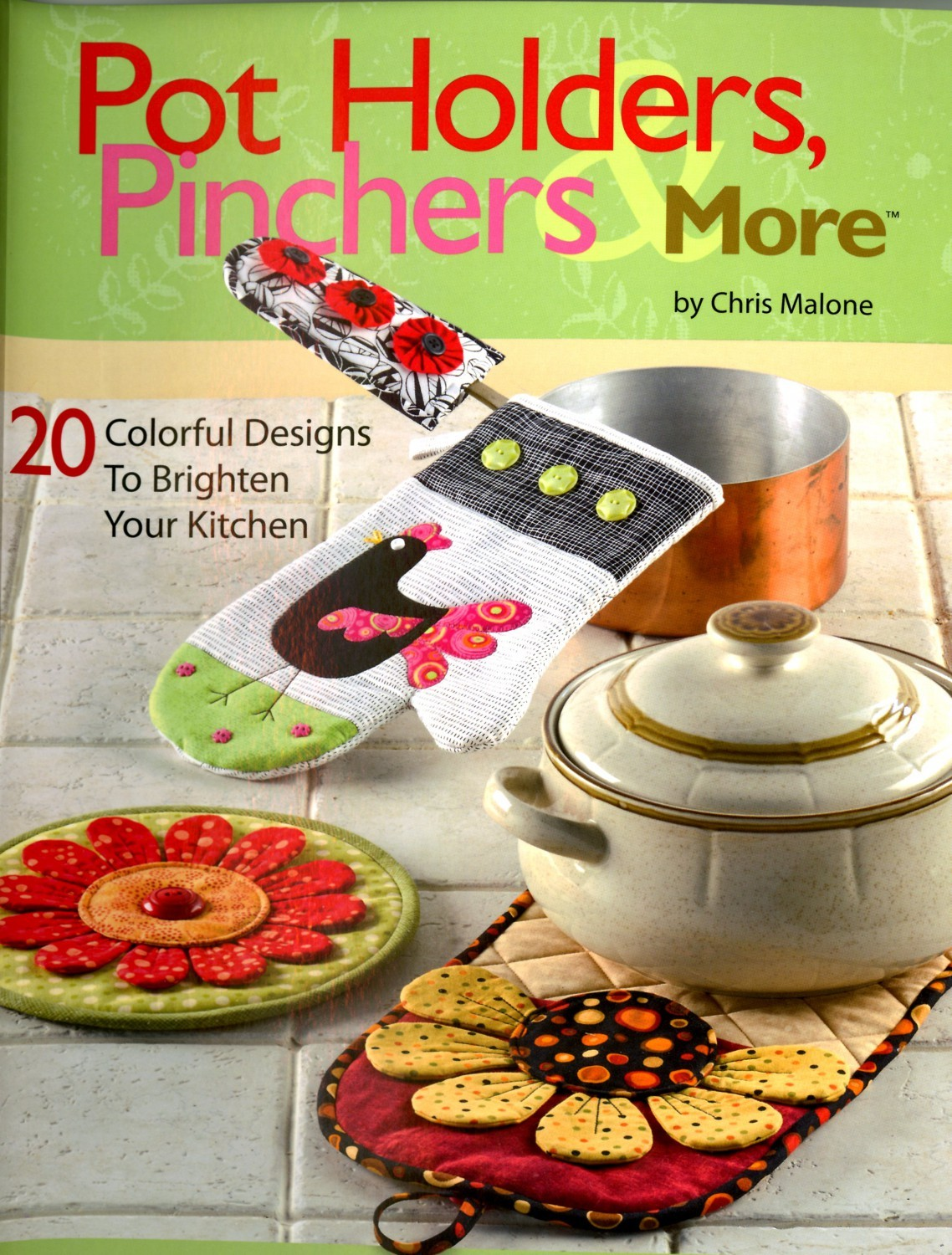 Potholders, Pinchers and More