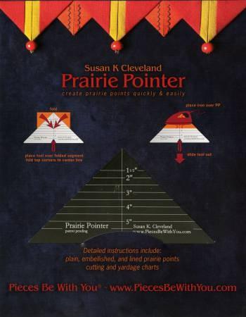 Prairie Pointer Pressing Tool