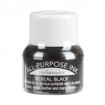 All Purpose Liquid Ink Real Black .5oz