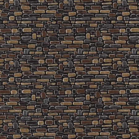 Row by Row Stone Fabric