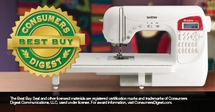 Simplicity SB3129 Sewing Machine