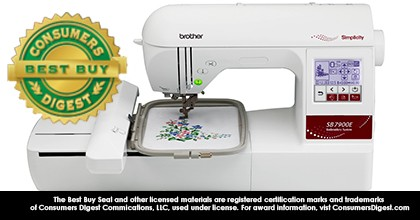 Simplicity SB7900E Embroidery-only Machine