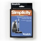 Simplicity HEPA and Charcoal Filters for S36 and S38