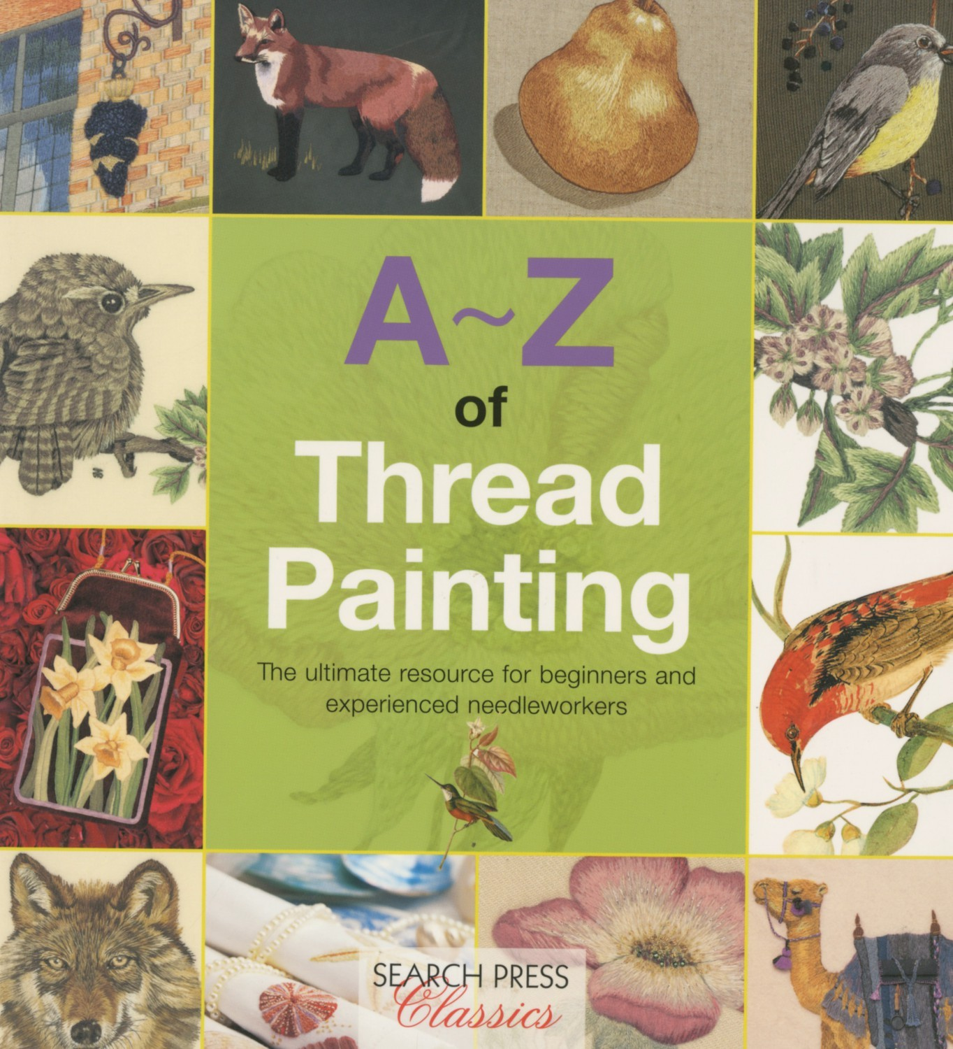 A-Z Thread Painting