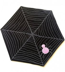 Spooky Spiderweb Placemat