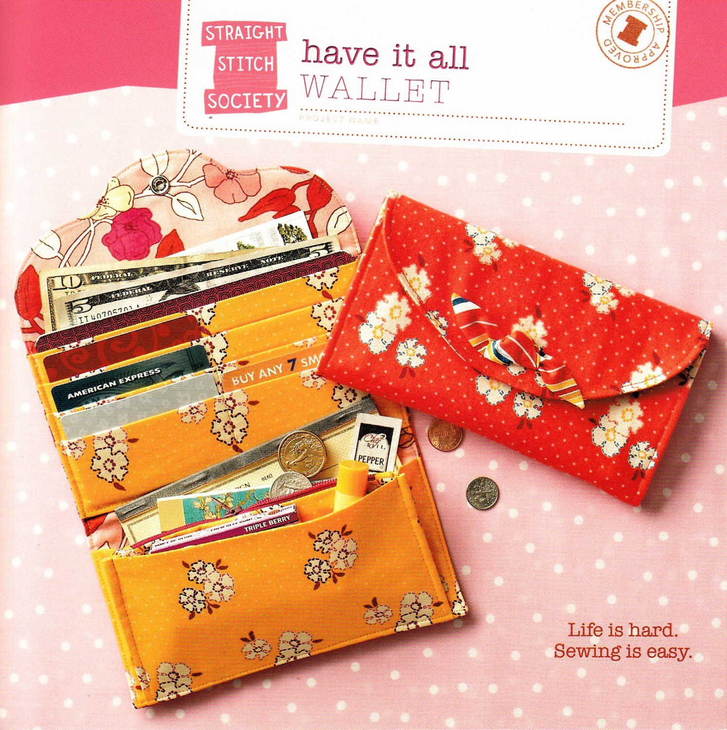 Have It All Wallet Pattern