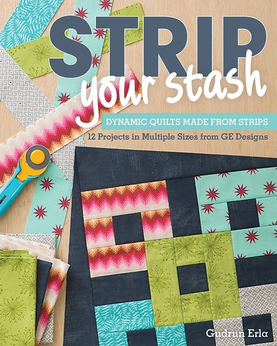 Strip Your Stash Quilt Book