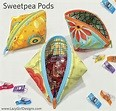Sweetpea Pods Pattern