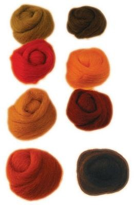 100% Wool - Autumn