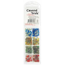 Eye Kandi 8 Section Crystal Pack Jewel Mix