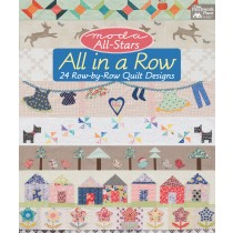 All In A Row Quilt Book