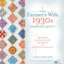 The Farmer's Wife 1930's Sampler Quilt Book