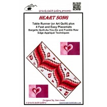 Heart Song Table Runner