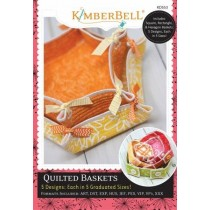 Kimberbell Quilted Baskets