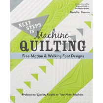 Next Steps In Machine Quilting Book