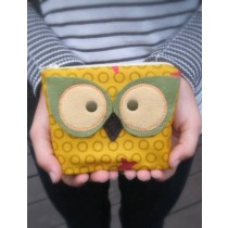 Summer Sizzler ~ Owl Coin Purse