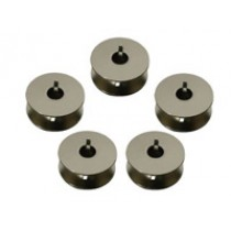 Brother SA159 Metal Bobbins 5 Pack For PQ Series