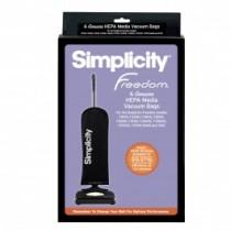 Simplicity Freedom SFH-6 HEPA Media Bags for S10E Models