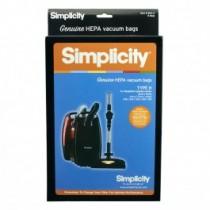 Simplicity Type H Bag