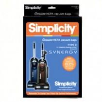 Simplicity Type X Bags