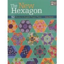 The New Hexagon Quilt Book