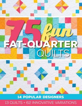 75 Fat Quarters