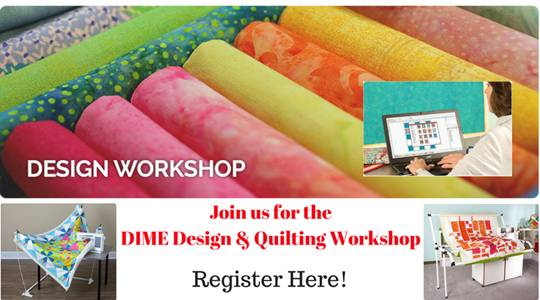 Dime 2018 Workshop