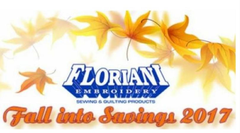 Floriani Fall Specials