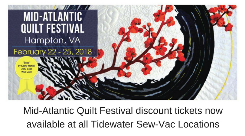 Mid-Atlantic Quilt Festival Discount Tickets