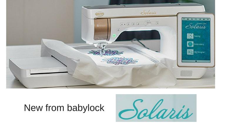 Babylock Solaris