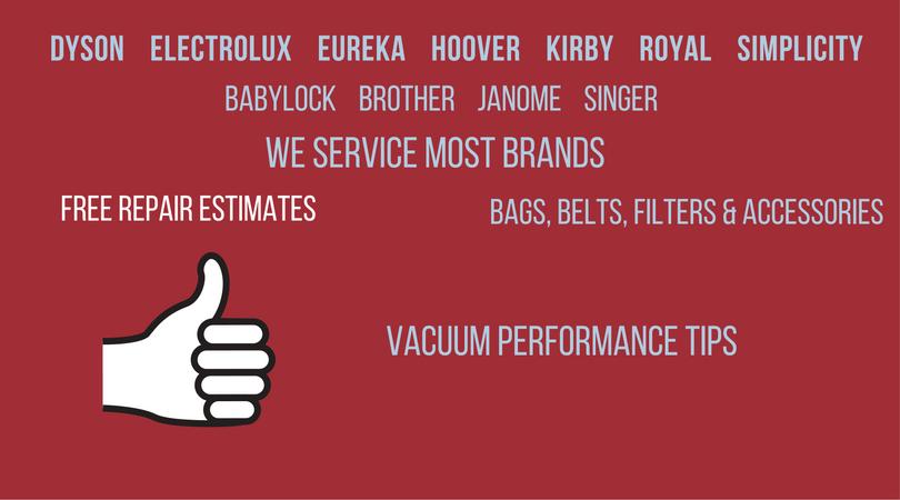 We service most brands