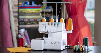 Brother Serger 1034D