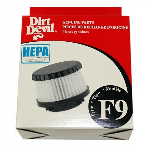 Genuine Dirt Devil Style F9 Hepa