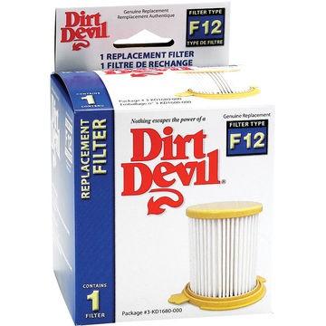 Genuine Dirt Devil Style F12