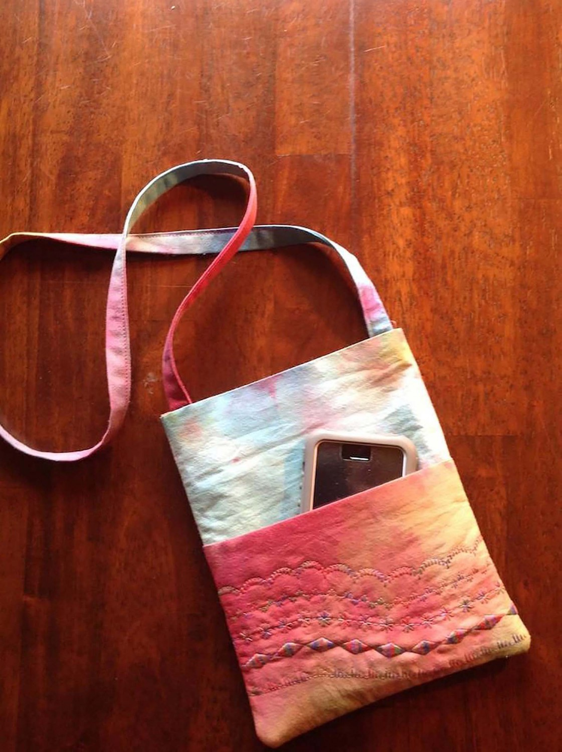 Creative Cross Body Bag Pattern
