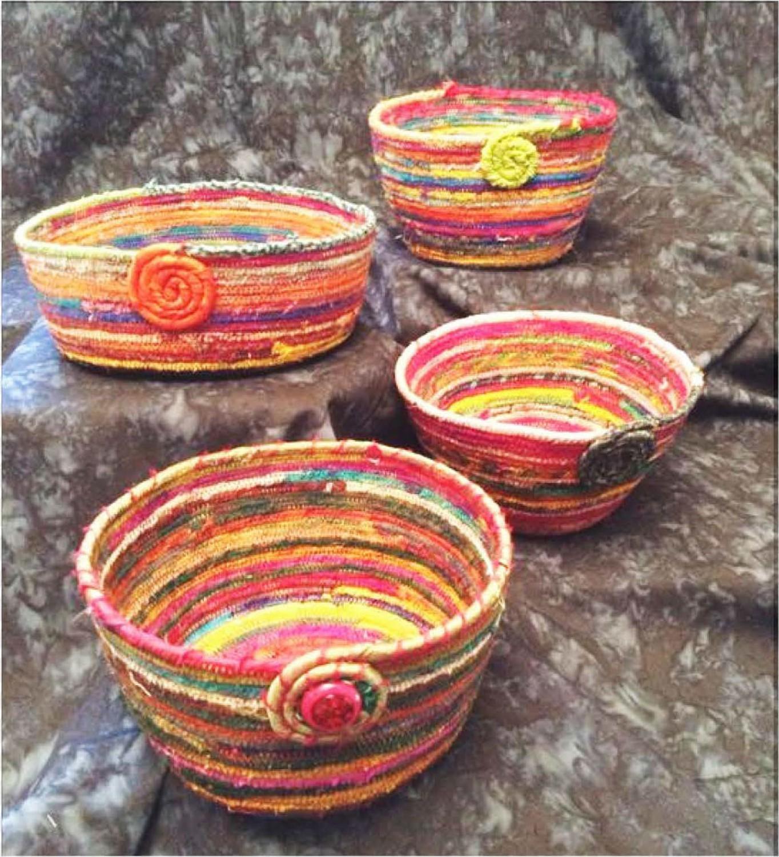 Two Bobbin Bowl Pattern