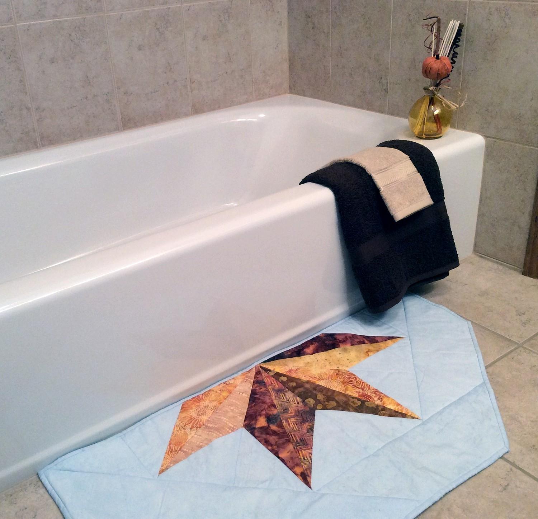 Plush Bathmat Pattern