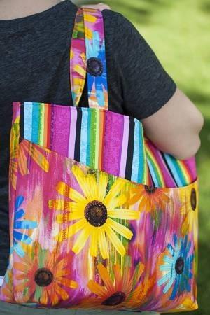Summer Sizzler ~ Gift Bag
