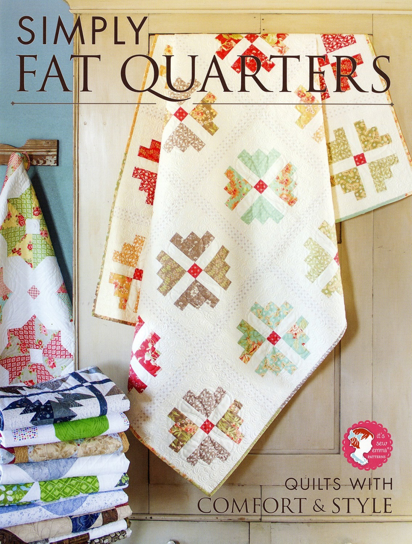 Simply Fat Quarters Book