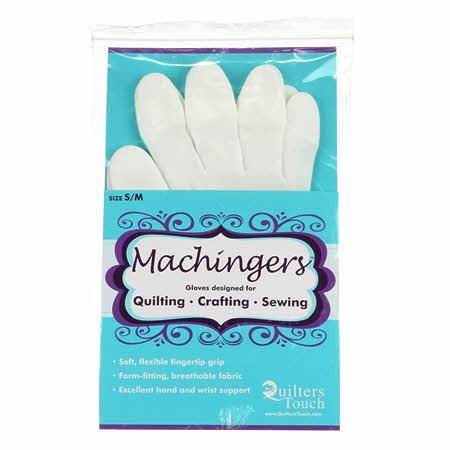 Machingers Sew Gloves, Small/Medium