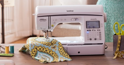 Brother Innov-is NQ700PRW Sewing & Quilting